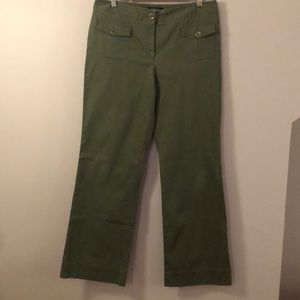 Talbots Military Casual Pant